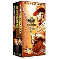 The Man with No Name Trilogy (A Fistful of Dollars, For A Few Dollars More, The...