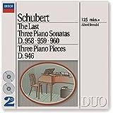 Piano Sonata 19, 20 & 21