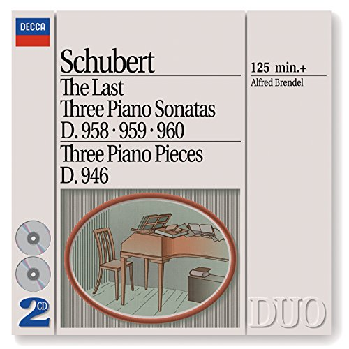 Schubert: The Last Three Piano Sonatas / Three Piano ()