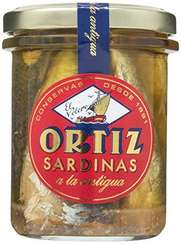 Ortiz Spanish Sardines A la Antiqua