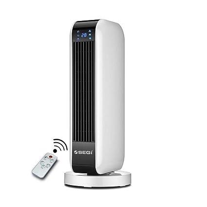 Calefacción HAIZHEN Convector Heater 2200W Blanco - con termostato y 2 configuraciones de Calor - De