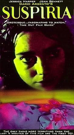 Suspiria [USA] [VHS]: Amazon.es: Cine y Series TV