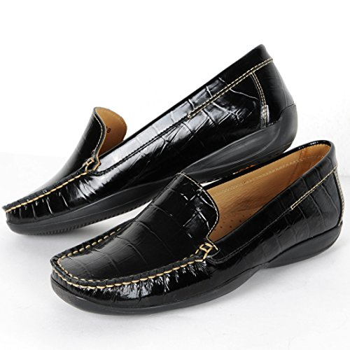 Black Moema Teracotta Marcia Loafers Leather qwISzPrnxw