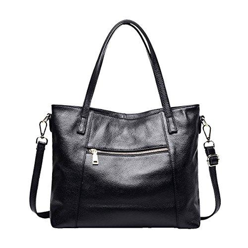 Mena UK-delle donne casuali grande capacità pelle morbida borsa / Tracolla / Messenger Bag / Borsa / nappa Confezione