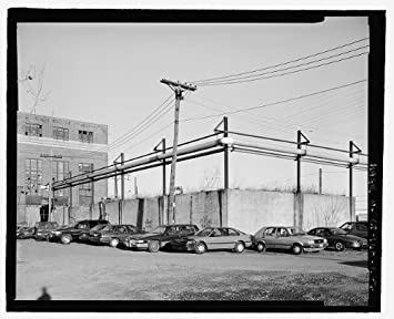 HistoricalFindings Photo: New Haven Rail Yard,Central Steam Plant,Oil  Storage,New