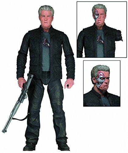 Qiyun Guardian Pops T 800 Terminator Genisys Series 2 7 Scale Action Figure NECA