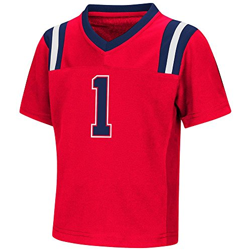 Colosseum Toddler Ole Miss Rebels Football Jersey - 2T