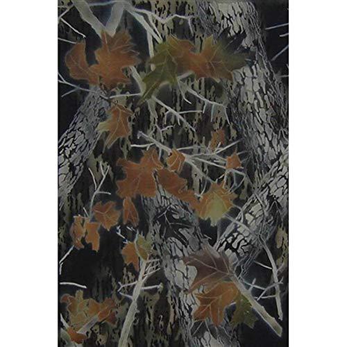 Styx River Duck Boat Camo Stencil Kit Mossy Oak Breakup