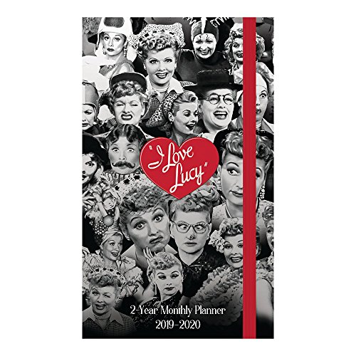 (I Love Lucy Pocket Planner 2 Year (2019))