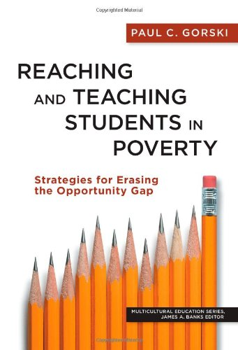 Reaching Teaching Students Poverty Multicultural product image