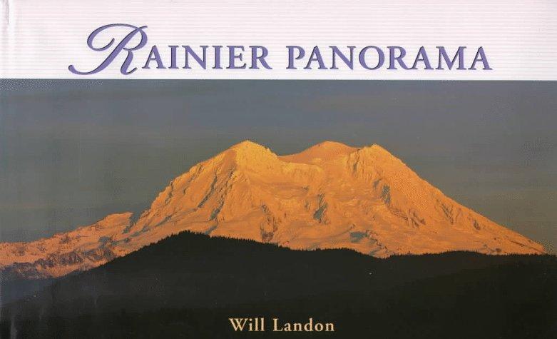 Mount Rainier National Park Animals - Rainier Panorama