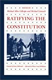 Ratifying the Constitution 9780700605668