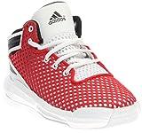 adidas d rose 4 - adidas Performance D Rose 6 I Shoe (Infant/Toddler), Scarlet/White/Black, 4 M US Toddler