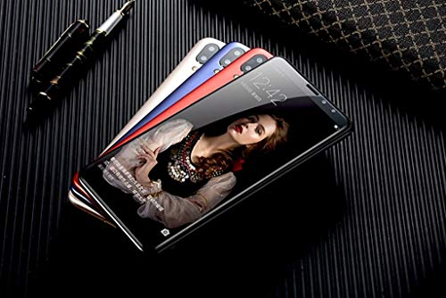 Mobiles 4G Network Ultra-Thin Full-Screen HD Android Smartphone Game 6G Storage +128G Memory (Color : D) by Madsse (Image #8)