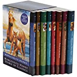 Marguerite Henry Stable of Classics (Boxed Set) Misty of Chincoteague; Sea Star; Stormy, Mistys Foal; Mistys Twilight; Justin Morgan Had a Horse; King of the Wind;