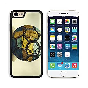 Town of Nederland Cool Football Colored Vintage Design Punktail's Collections iPhone 6 Cover Premium Aluminium Design TPU Case Open Ports