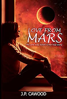 Love from Mars by [Cawood, JP]