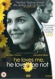 He Loves Me... He Loves Me Not [DVD] [2002]