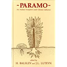 Paramo: An Andean Ecosystem Under Human Influence