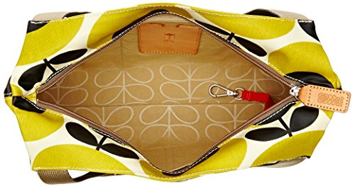 Orla Yellow Womens Kiely Bag Mustard Shoulder Classic Zip Orla Kiely S61wqS
