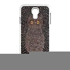 kimcase Custom Owl Cover for Samsung Galaxy S4 I9500