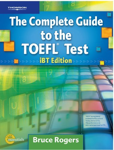 By Bruce Rogers - COMPLETE GUIDE TO TOEFL IBT 4E-STD TEXT: 4th (fourth) Edition