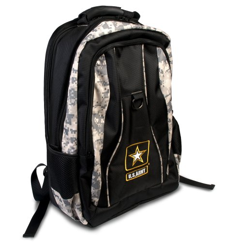 U.S. Army Universal Gaming Backpack for PS4/Xbox One/Xbox 360/PS3/Wii U/Wii