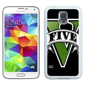 gta grand theft auto 5 font game (2) Individual Popular Design Customized Samsung Galaxy S5 I9600 Phone Case