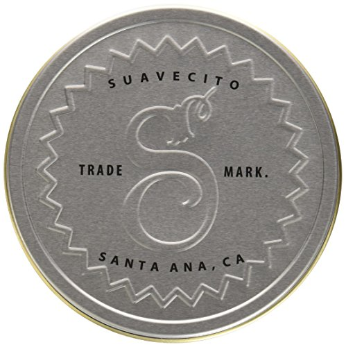 (Suavecito Premium Blends Matte Pomade - All Natural Shine Free Pomade for Men (4 oz). )
