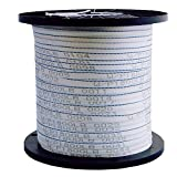 5/8'' x 3000' 1800 Lb Detectable Polyester Pull Tape / Pulling Tape / Mule Webbing - USA Made