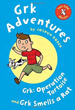book cover of Grk Adventures
