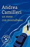Front cover for the book Un mese con Montalbano by Andrea Camilleri