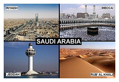 fridge magnets saudi arabia - 2