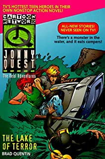 Johnny Quest: Lake of Terror 10