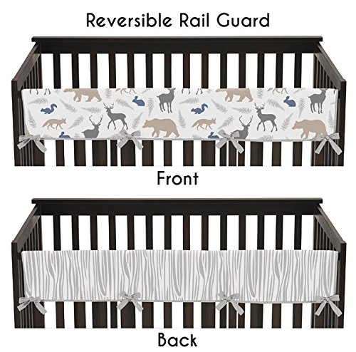 sweet-jojo-designs-blue-gray-and-white-woodland-animals-long-front-rail-guard-baby-boy-teething-cove