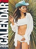 FHM Magazine 2001 Model Calendar featuring Carmen Electra, Melania Knauss,
