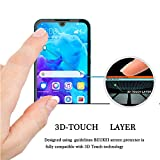 (2 Pack) Beukei for Huawei Y5 2019 Tempered Glass