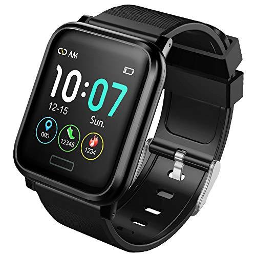 PADY-Wearable Technology L8STAR B1 Smart Watch Band 1.3 inch Screen Blood Pressure Oxygen Sport 30Days Long Battery Life…