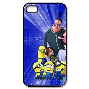 Despicable Me ROCK5097174 Phone Back Case Customized Art Print Design Hard Shell Protection Iphone 4,4S