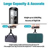 Bcway Digital Luggage Scale, Manual Power