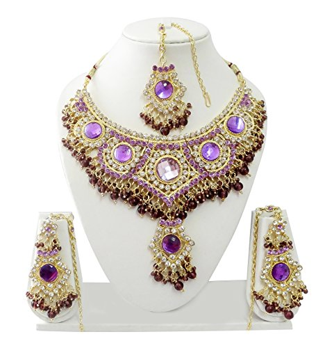 Indian Costume Jewelry - 8