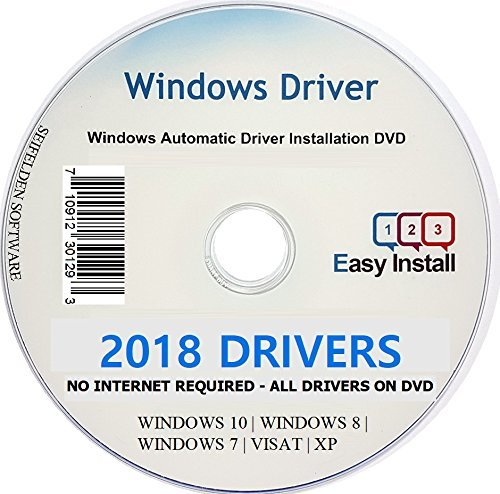 Automatic Driver Installation For Windows 10, 8.1, 7, Vista and XP. Supports Asus, HP, Dell, Gateway, Toshiba, Gateway, Acer, Sony, Samsung, MSI, Lenovo, Asus, IBM, Compaq, eMachines (Gateway Vista Windows)