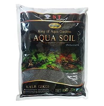 Saler Aquarium Store | Amazon Com S T International Aqua Soil For Aquarium Plants 4 4