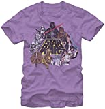 Star Wars-In Color T-Shirt Size L