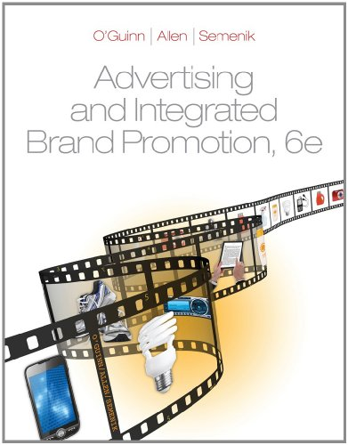 Bundle: Advertising and Integrated Brand Promotion, 6th + Printed Access Card
