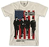 The Beatles - The Beatles Are Coming! T-Shirt Size XL