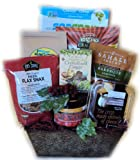 Gluten Free Gourmet Gift Basket by Well Baskets