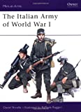 The Italian Army of World War I (Men-at-Arms, Band 387)