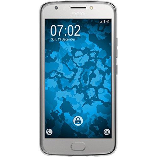 16f59d7e18 Silicone Case for Lenovo Moto E4 Plus (EU Version) - transparent Crystal  Clear -