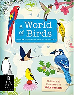 Image result for a world of birds vicky woodgate